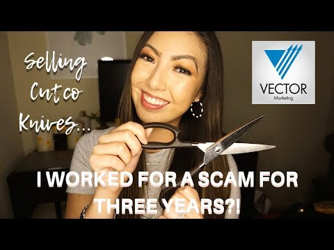 Is Vector Marketing/Cutco A SCAM? My 3-Year Experience Storytime