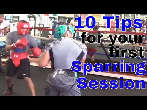 10 Tips for Your First Ever Sparring Session