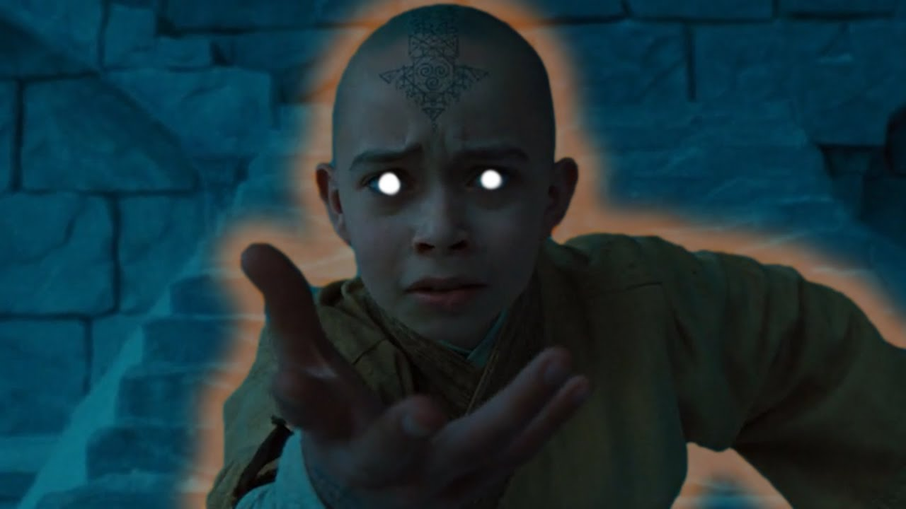 Download Trying To Watch: The Last Airbender (After Seeing the Show)