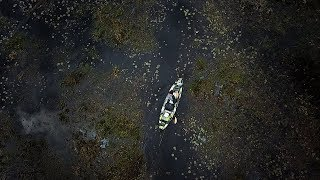 Kayak Fishing a Remote Marsh... Pike Saves the Day