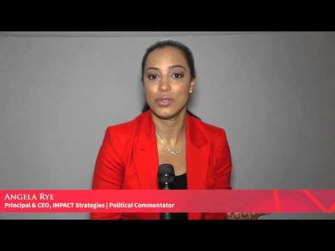 #IAMWALKERSLEGAY Angela Rye, Principal Impact Strategies & Political Commentator