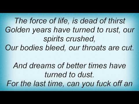 Dying Fetus - For Us Or Against Us Lyrics