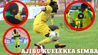 Shabiki yanga amlilia mkewe/Yondan,Ajibu wakiwasha/Simba wamnyemelea Ibrahim Ajibu
