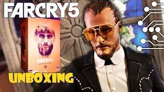 РАСПАКОВКА КОЛЛЕКЦИОННОГО ИЗДАНИЯ FAR CRY 5 ( UNBOXING )
