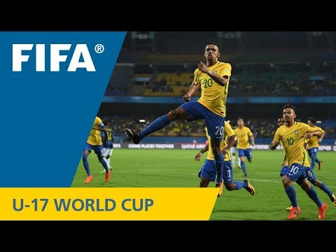 Match 44: Brazil v Honduras – FIFA U17 World Cup India 2017