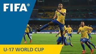 Video Match 44: Brazil v Honduras – FIFA U-17 World Cup India 2017 download MP3, 3GP, MP4, WEBM, AVI, FLV Oktober 2017