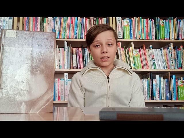Изображение предпросмотра прочтения – ДинарАбузяров читает произведение «В сквере» М.И.Цветаевой