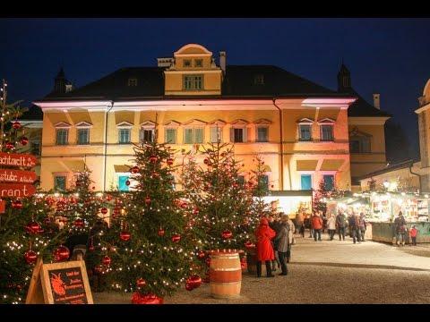 romantische weihnacht in salzburg im schloss hellbrunn. Black Bedroom Furniture Sets. Home Design Ideas