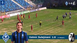SV Waldhof Mannheim 07 vs. SC Freiburg II (3:1)