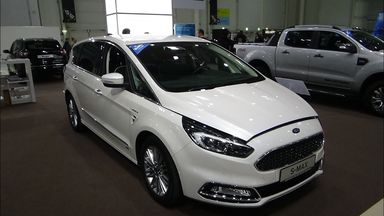 2018 ford s max vignale exterior and interior autotage. Black Bedroom Furniture Sets. Home Design Ideas