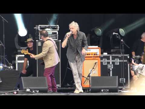 The Boomtown Rats - Rat Trap - The Isle of Wight Festival 2013