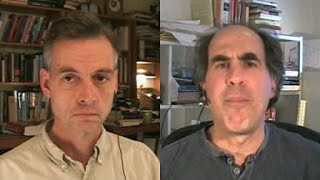 Restless Mouth Syndrome! | Robert Wright & Mickey Kaus