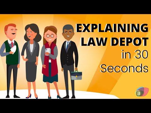 Explainer Video | Client: Law Depot