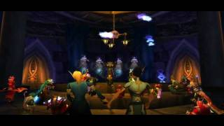 World of Warcraft: Lament of the Highborne HD 720p