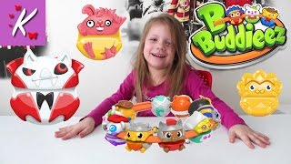 BBuddieez toys Відео для дітей НОВИНКА!!! Іграшки для дітей БІ-БАДДИЗ Розпакування.