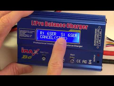 SKYRC IMAX B6 Multifunction Charger : Overview and Basic Usage