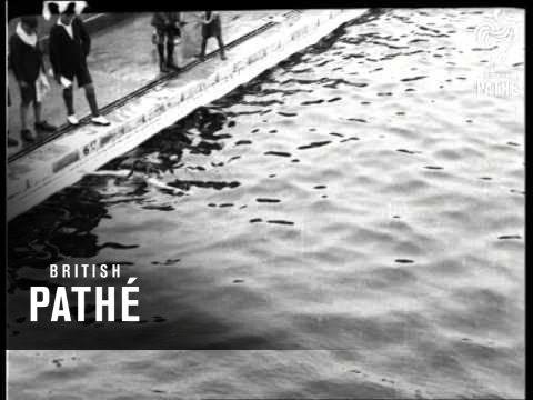 Swimming Strokes - And How They Evolved (1933)