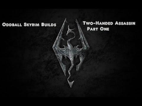 Handed Skyrim Builds