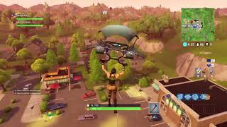 Fortnite - 2 Idiots try to get a win and instead it gets funny - 2 retards play Fortnite