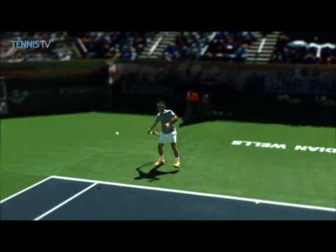First time ever in tennis - ATP Media brings you FreeD replays