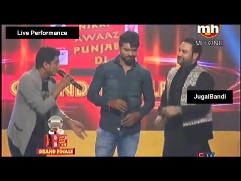 Lakhwinder Wadali & Firoz Khan Live Jugalbandi Latest Punjabi Songs 2016 This Week | MH ONE MUSIC