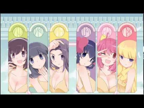 The World God Only Know's 3: Megami hen OP Song God Only Know's - Secrets of The Goddess - (Extract)