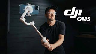 DJI OM 5 Smartphone Gimbal Review // Good or Gimmicky? screenshot 3