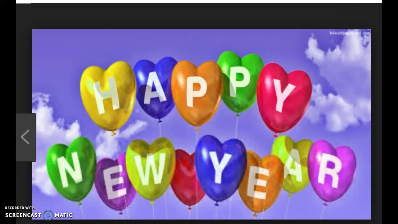 Best Happy New Year 2019 Wallpapers Wishes Quotes Messages Youtube