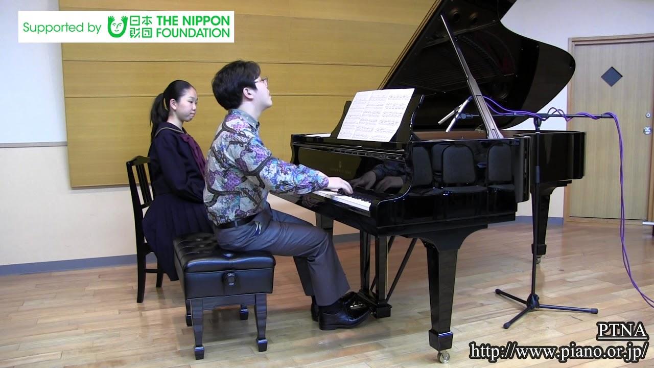 林 光島こども歌2 第4曲「雨どーい・わーっくゎ わーっくゎ」 pf. 東 秋幸Higashi, Akiyuki