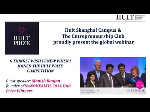 6 Things I Wish I Knew Before Joining the Hult Prize Competition