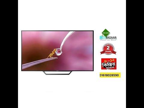 Sony 40 inch W652D Internet Led TV Price in Bangladesh