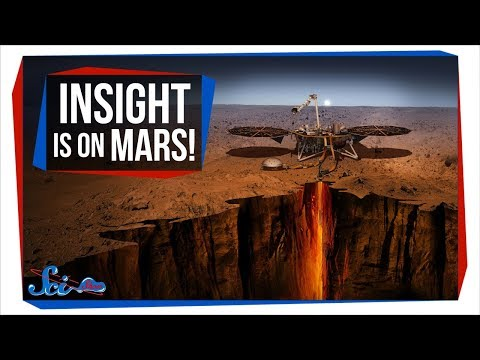 InSight Landed on Mars! What's Next? | SciShow News