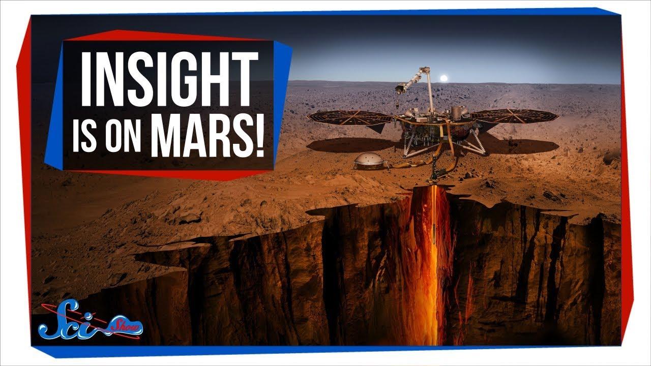 try landing insight on mars - photo #14