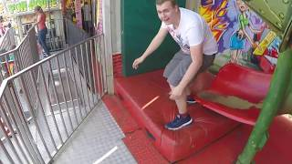 Fire Department / Fun House - Ordelman (Walkthrough) Video Halveraner Kirmes 2018