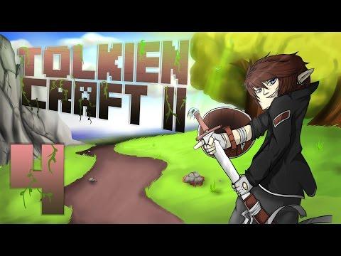 TolkienCraft II - Modded Minecraft - Episode 4 - Enemies! - Gameplay (HD)