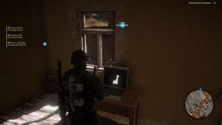 What is this ? Ghost Recon Wildlands hack