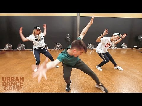 It Won't Stop - Sevyn Streeter ft. Chris Brown / Joseph Tsosh Choreography / URBAN DANCE CAMP