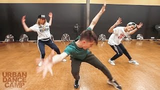 it won t stop sevyn streeter ft chris brown joseph tsosh choreography urban dance camp
