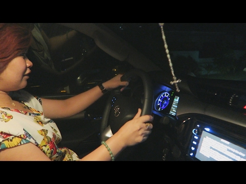 DRIVING LESSON WITH SUPER KAMOTE! - Feb. 05, 2017