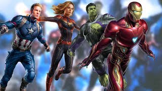 Avengers 4 Trailer Rumored To Show This Friday