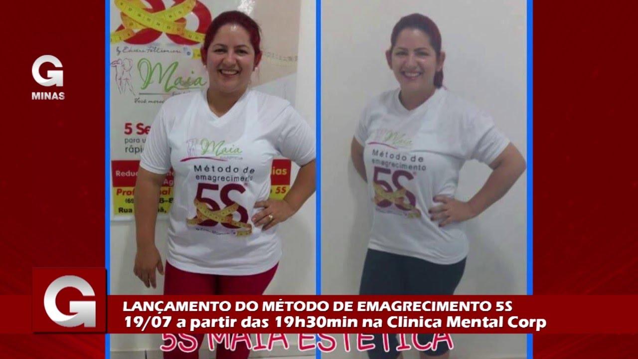 como perder 5 kilos em 1 mes