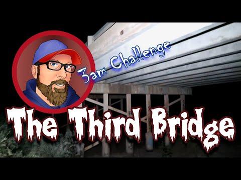Urban Exploring - 3am Challenge at The Haunted Bridge AKA The third bridge, Arapahoe County Colorado