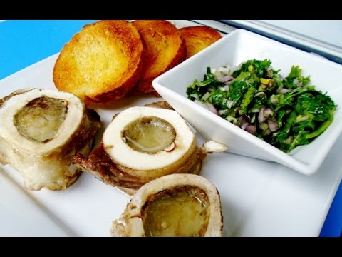 How to Make Roasted Bone Marrow - SO EASY TO DO!