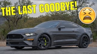 homepage tile video photo for My 2018 Mustang GT is SOLD! Ownership Recap after 11 months - The GOOD & BAD