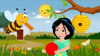 I'm bringing home a Baby Bumblebee | Nursery Rhymes for Kids