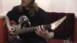 Fear Factory - Guitar Lesson Riffs
