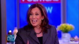 Tucker Carlson Is Amazed By The Stupidity Of Kamala Harris thumbnail