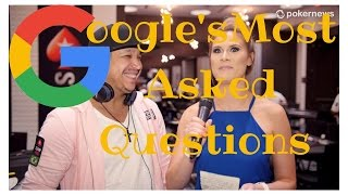 Google's Most Asked Questions