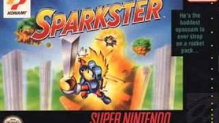 #89 - Sparkster - Steel Works (Stage 2)