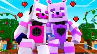 Funtime Freddy's Girlfriend?! Minecraft FNAF Roleplay